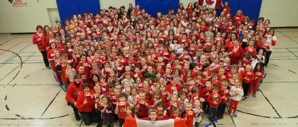 Cobden celebrates Flag Day