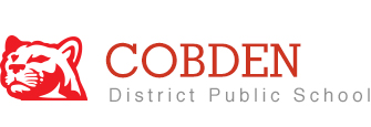 Cobden District Public School logo